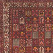 Antique Bakhtiari Central Persian 14ft X 20ft 2in Circa 1920